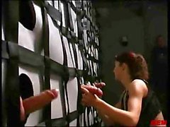Diana und Jaqueline gangbang part1