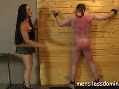 Mistress Chloes Slave Whipped - Wonderful Sounds of Whips