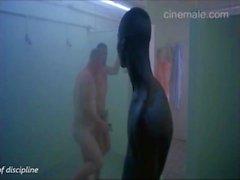 Ambiente en el cuarto de baño de los hombres (parte 1) gran compil de las películas de corriente!
