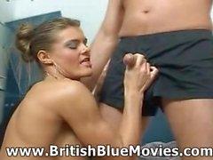 Karla Romana - Britannico vecchio Porno
