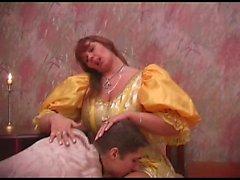 Milf Carmel Moore big boobs cummed