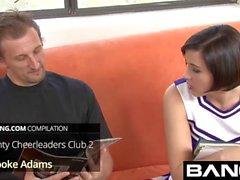BANGcom : Unga som Cheerleading slampor