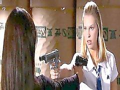 Jordana a Brewster baciare con passione lesbiche Sara Promuovere