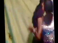 Il Telugu record di gruppo ballo le ragazze
