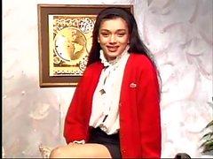Gang Bang Girl 9 - Tabitha Cash (1993)