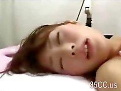 schoolgirl enjoy erotic massage 02