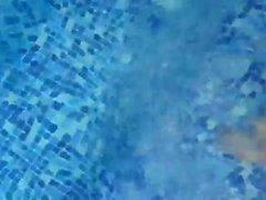 Ella jolie pieds de piscine