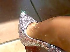 LGH - de Tamia Zapatos und Nylons - Powered By ladygaga -talones
