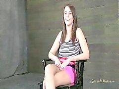 Alisha Adams gets orgasm overload pt 2