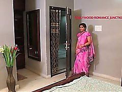 indian beautiful teacher tempting to her student for romance.......telugu hot shortfilm