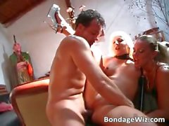 Hot tied blondes like kinky sex and one part6