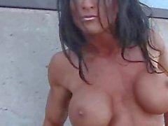 Autumn Raby 07 - Female Bodybuilder