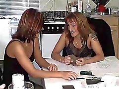ANNA - Spermasüchtig und devot