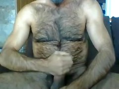 Ursoen batendo punheta