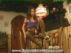 Solange - British Retro Porn