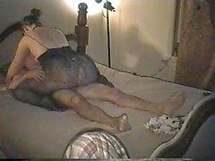 Hardcore BBW threesome fuck