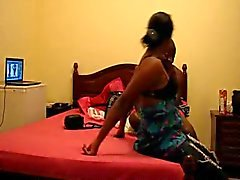 Afrikan ebenholts Svarta prostituteraden att komma krossas i Hotell