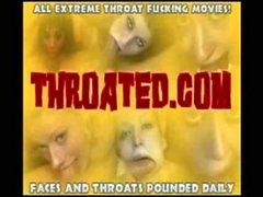 Ava Devine throated