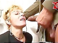 Mature toilet slut-candice
