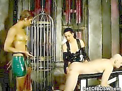 Mistress Asha Spanking Punishment