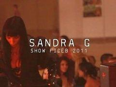 Sandra G. Live Porn Show Barcelona