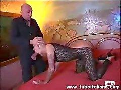 Italian Anal Casting 20nne Inculata