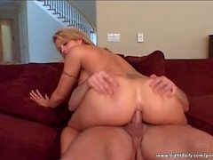 Fucking perfect ass of amazing Brooke Haven