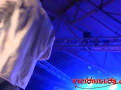 Rob Diesel y Jordanne Kali follando en el FEDA