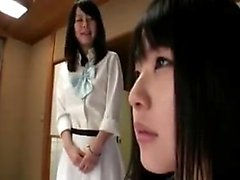 Japanese Teen Lesbian 2 Uncensored