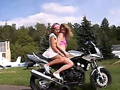 Teen girl girl film full length free Young lesbo biker girls