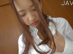 Shaved Japanese In Mutual Oral