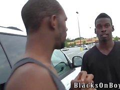 Cody di Bristol Consente nera Guys scopare lui