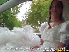 Strandedteens - Runaway bride