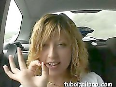 Roxana Strafiga Italiana Amatoriale