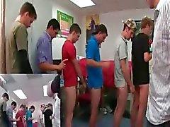 Eşcinsel birinci sınıf ile Kardeşlik seks partisi