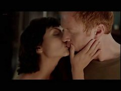 Morena Baccarin hot tits and ass in sex scenes