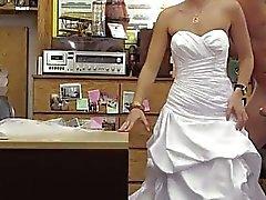 Amateur thick rican A bride's revenge!