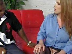 Desiree De Luca gets creampied