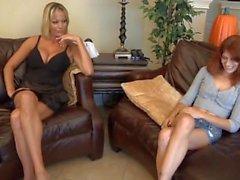 Madrinha seduz o amigo de sua filha