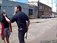 Katrina Craven Azgın Cop By yakalandı