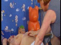 German MILF Classic grosse Ladies Orgy