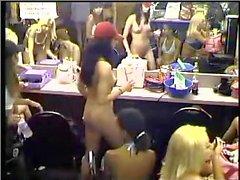 filles sexy Stripclub nue spy cam