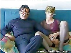 Italian Hairy Wife Moglie Amatorial