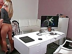 Zuzana shows how to pleases a hard cock