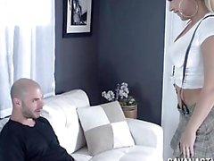 Savana Styles Is Dirty Little Cum Slut for Ralph Long