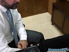 Ayı mormon genç sikikleri