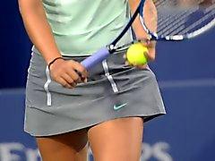 Maria Sharapova sexy butt during game