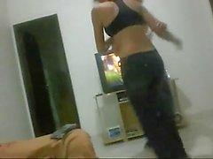 Wrestling: 2 Brazilian Teen Babes