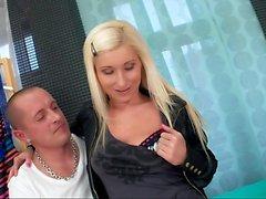 Amateur Russian cuckold wife Melnikova