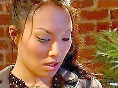 Aziatische lesbiennes liefde White Girls